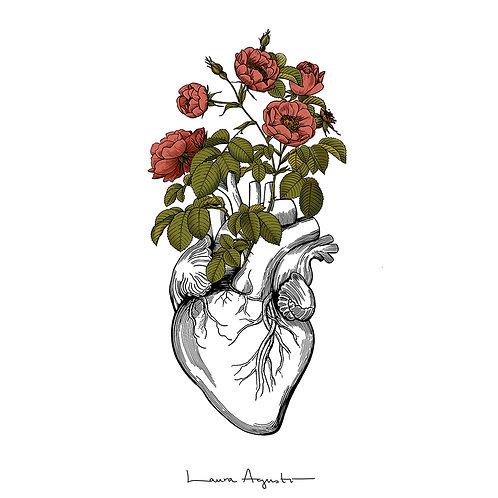 HEART IN BLOOM
