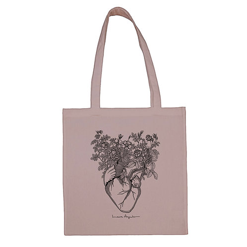 Tote Bag NUDE HEART