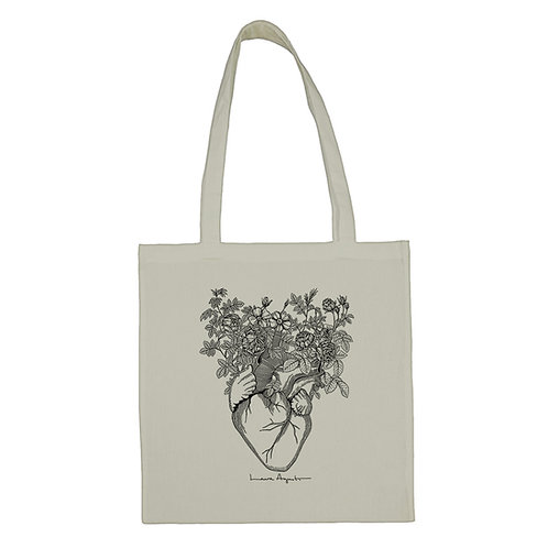 Tote Bag EUCALYPTUS HEART
