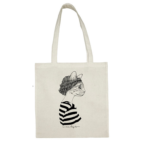 Tote Bag MISS CATSOLLN