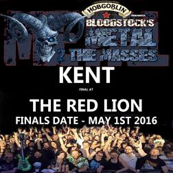 DON'T FORGET TO COME AND THRASH WITH US THIS SUNDAY AT THE KENT METAL 2 THE MASSES FINAL!!!!!
