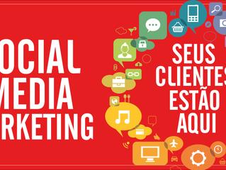 Social Midia Marketing. Um jeito fácil e barato de se comunicar com seus clientes.