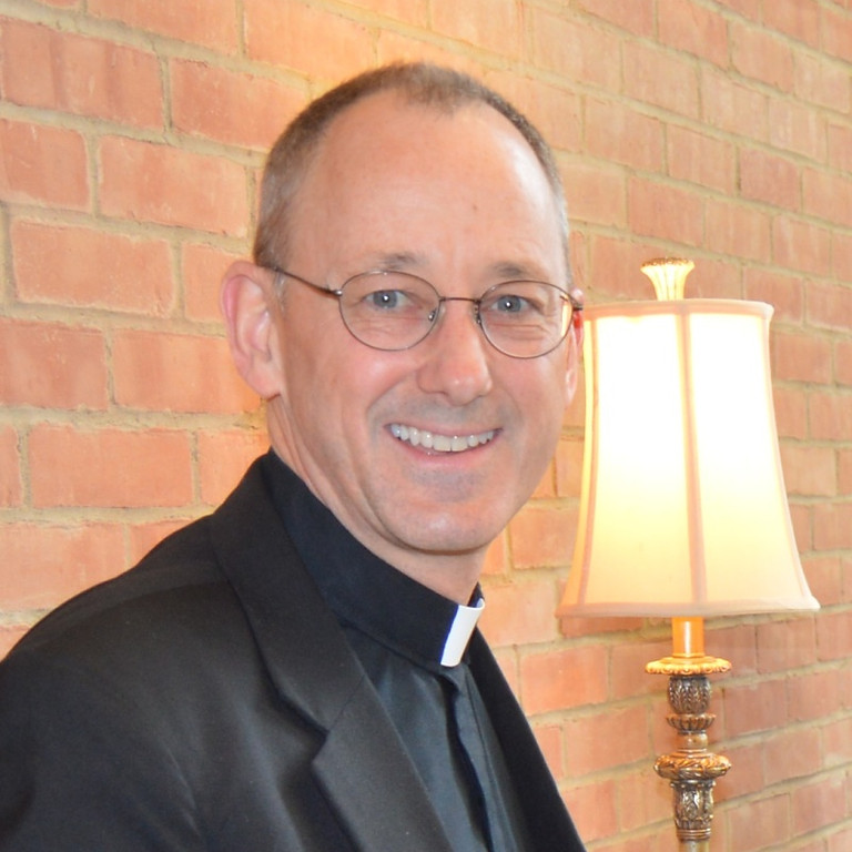 Wednesday Guest Priest: Fr. Nicholas Rouch