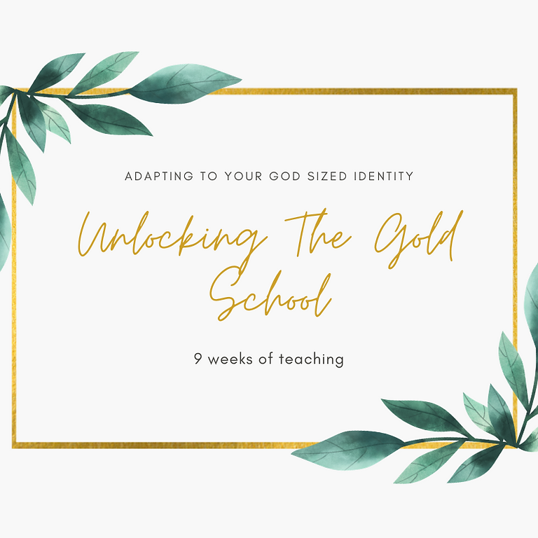 Unlocking The Gold - 9 Week School