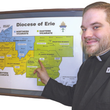 Wednesday Guest Priest: Fr. Justin Pino