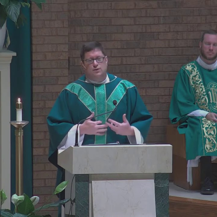 Wednesday Guest Priest: Fr. Rich Toohey