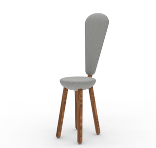 Exclamation chair