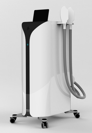 Medical Beauty Machine industrial design