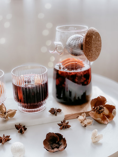 Oh!T Christmas Mulled Wine Hamper