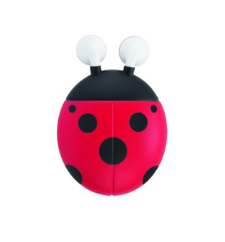 ladybug_earphone cable winder