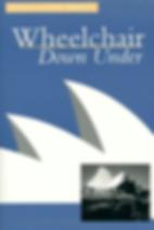 Wheelchair Down Under book cover