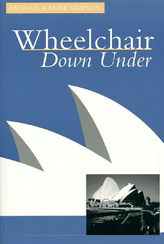 Wheelchair Down Under book cover