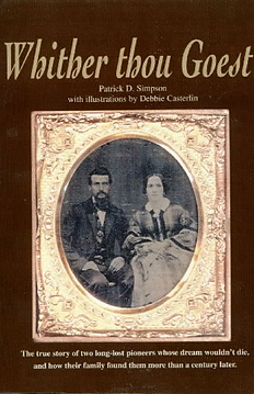 Whither thou Goest book cover