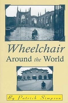 Wheelchair Around the World book cover