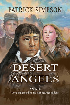 Desert Angels book cover
