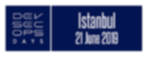 2019 DevSeOps Days Istanbul - June 21- H