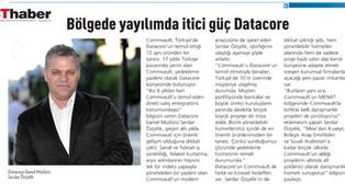 Türkiye'nin Tek Commvault Servis Sağlayıcısı : Datacore