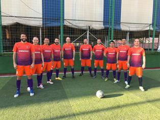 Datacore Futbol Takımı, Yeni Formaları ile Maçlara Hazır :)