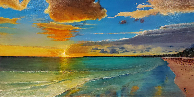 Puerto Rican Sunset