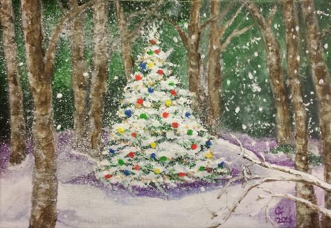 Birch Christmas