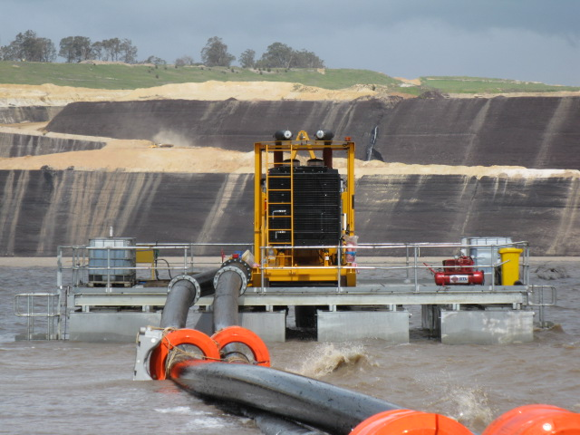 Dewatering 2 Power Station