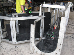 Fabrication of Corral Power Station