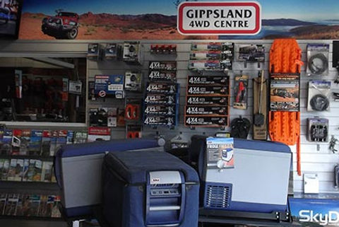 GIPPSLAND 4WD CENTER