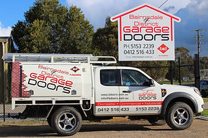 Bairnsdale & District Garage Doors