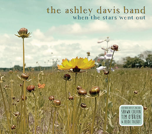 Ashley-Davis-Band-When-the-stars-went-ou