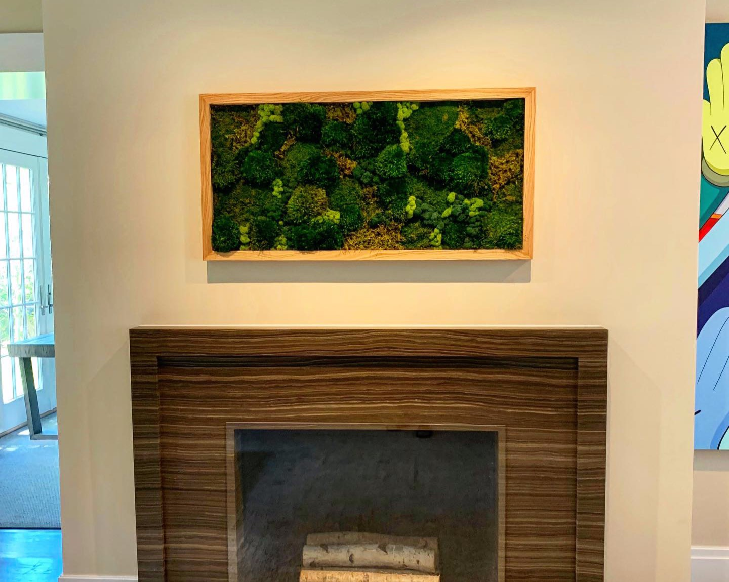Fire Place, Living Room