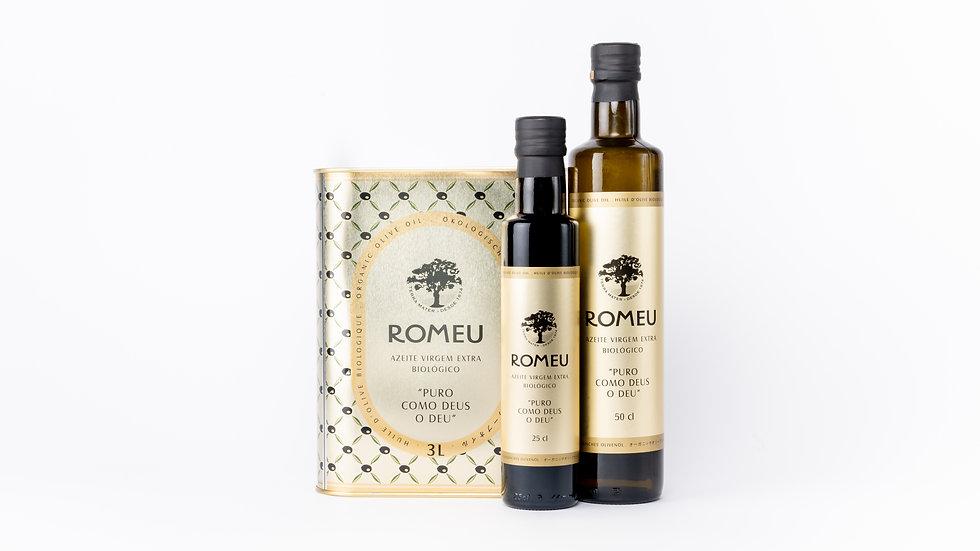 Olivový olej zQuinta do Romeu, Portugalsko