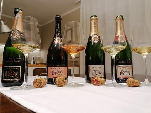 Pijem Champagne len pri dvoch príležitostiach ...