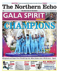 The Nothern Echo