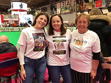 Susanna Gibelli at Crufts 9.3.19