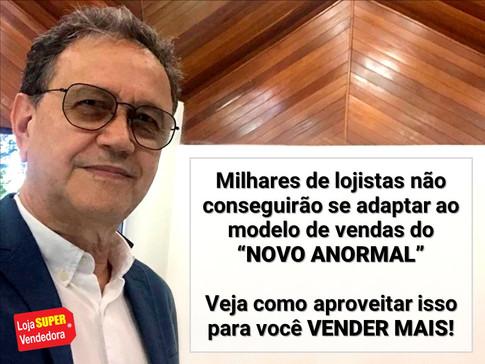 """MILHARES DE LOJISTAS NÃO CONSEGUIRÃO SE ADAPTAR AO MODELO DE VENDAS DO """"NOVO ANORMAL"""""""
