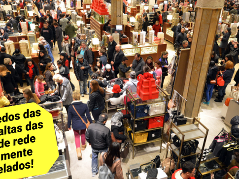 Os segredos das vendas altas das lojas de rede finalmente revelados!