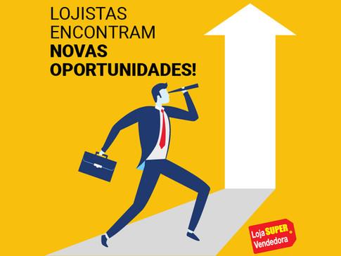LOJISTAS ENCONTRAM NOVAS OPORTUNIDADES!