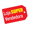 loja super vendedora logo foto circulo b