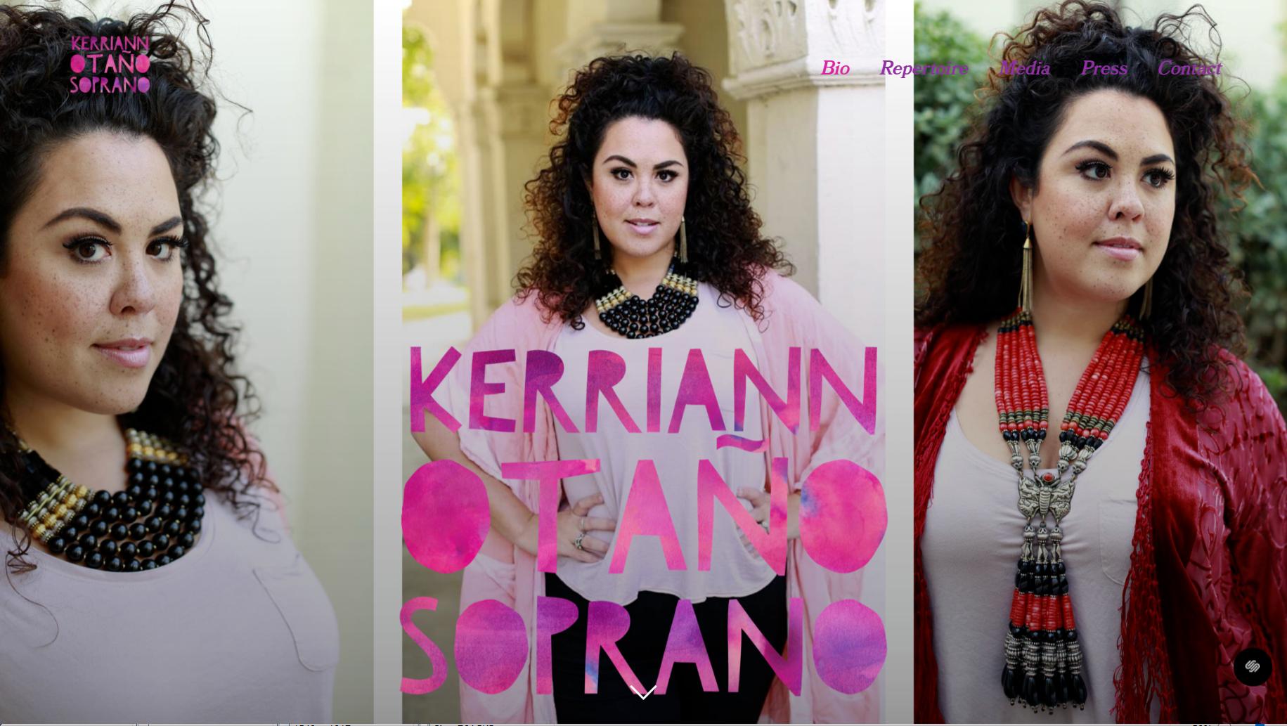 Kerriann Otano, soprano