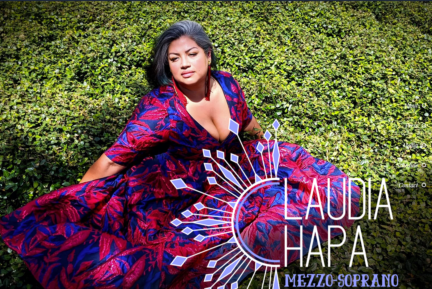 Claudia Chapa, mezzo-soprano