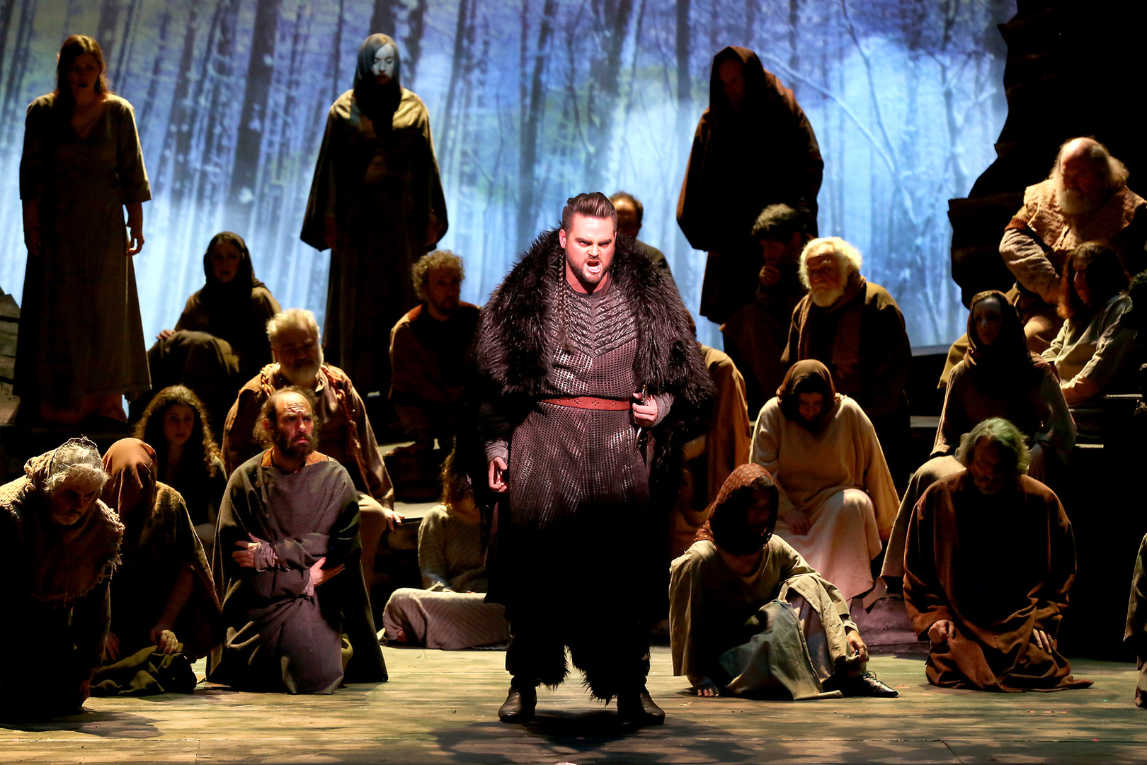 Macduff // Macbeth - WBO 2020