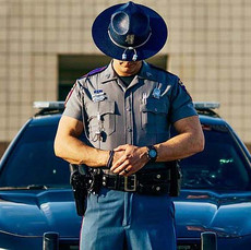 Mississippi Highway Patrolman