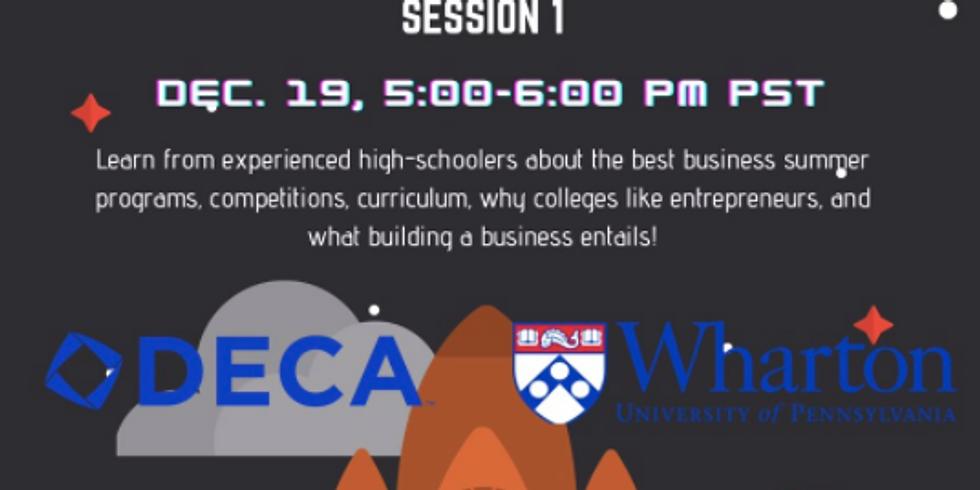 High School Entrepreneurship