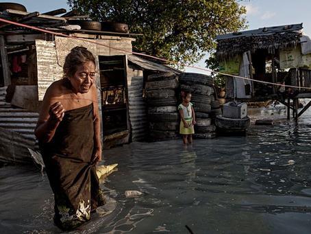 Kiribati's Sinking Islands (And Climate Change)