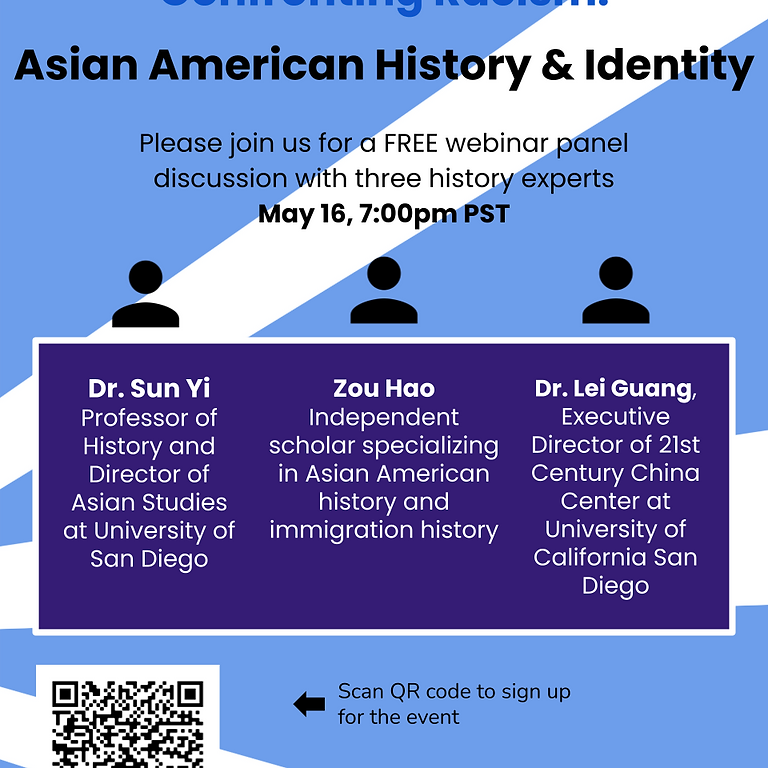 Confronting Racism: Asian American History and Identity