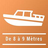 hivernage bateau de 8 a 9 mètres bazmari