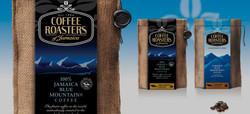 Coffee Roaster range