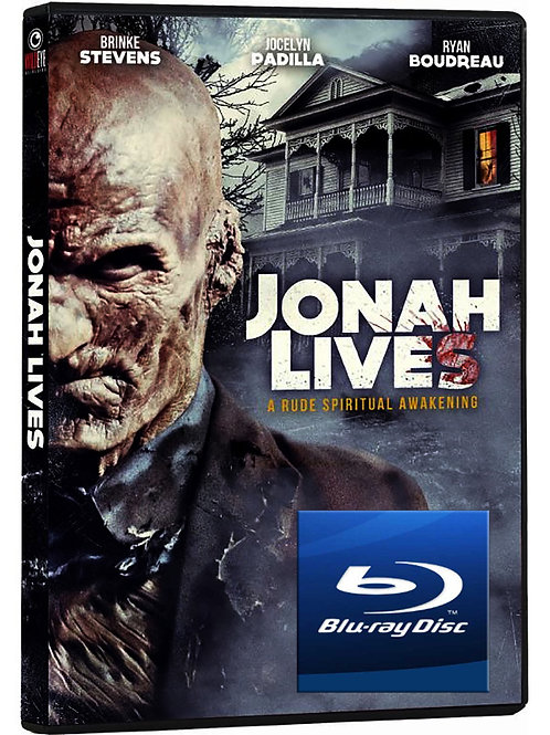"""Jonah Lives"" Special Blu ray"
