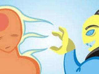 Cómo evitar absorber las energías negativas de otras personas