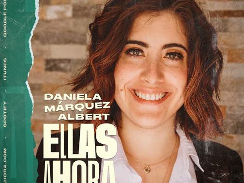 107 Daniela Márquez Albert, Derecho migratorio y la vocación de ayudar